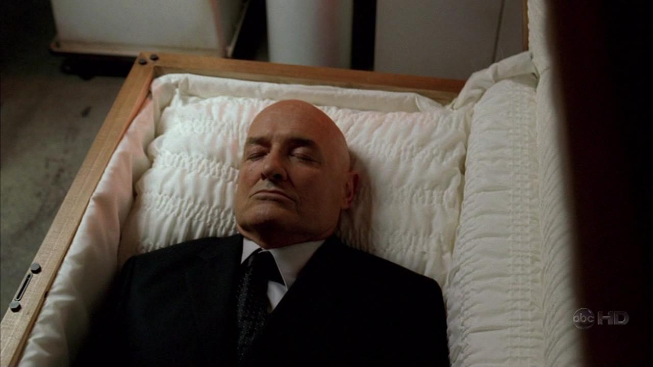 John Locke esta muerto