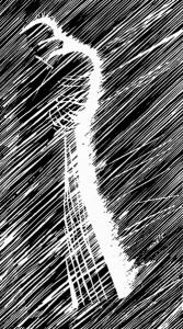 Marv Bajo la lluvia