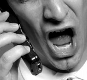 Ira al telefono