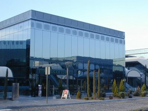 Edificio de Coritel en La Finca